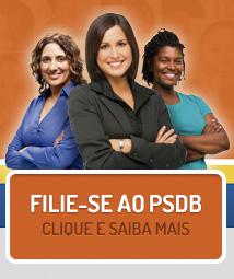 Filie-se ao PSDB