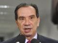 Senador Aloysio Nunes Ferreira (PSDB-SP) concede entrevista