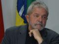 O ex-presidente Lula da Silva se reúne com as bancadas do PT no Senado e na Câmara (Valter Campanato/Agência Brasil)