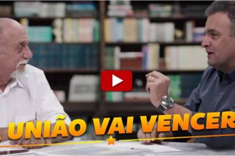 Jatene Aécio Vídeo