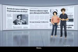 Dilma joga a conta de suas mentiras para os brasileiros