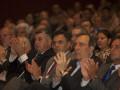 Foto: (da esquerda para a direita) Ex-presidente Andrés Pastrano (Colômbia), ex-ministro Pedro Paulo Kuczynski (Peru), senador Aécio Neves, escritor Carlos Alberto Montaner (Cuba) e o ex-candidato a presidente Luis Lacalle (Uruguai).