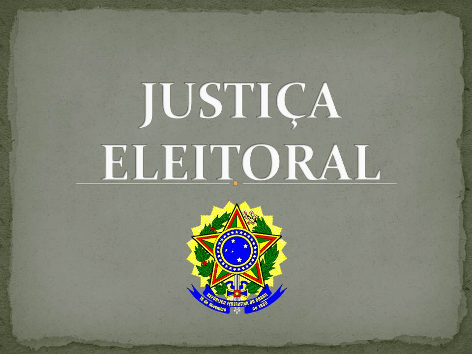 Resultado de imagem para justiça eleitoral