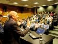 Palestra Paulo Bauer, sobre Reforma Politica, ALESC. Fotografias de: J.L.Cibils