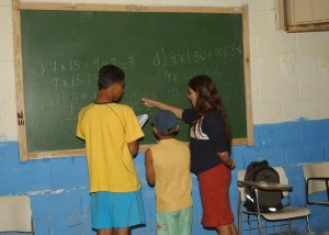 Ensino fundamental passa por sucateamento