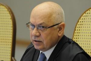 Zavascki foi indicado por Dilma Rousseff para o STF