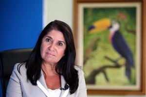 Thelma de Oliveira Foto George Gianni PSDB