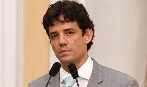Daniel Coelho Foto Assembleia PE