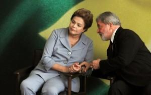 Lula e Dilma Foto EBC