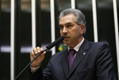 reinaldo azambuja - alexssandro loyola/ PSDB