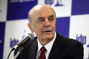Jose Serra George Gianni PSDB