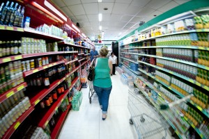 Inflação foi de 0,57% em novembro, puxada pela alta dos preços dos alimentos