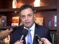 Aécio defende acordo comercial entre o Mercosul e a União Europeia