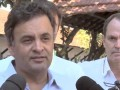 Aécio Neves – Anúncio do Programa Dignaidade – 24/08/2014
