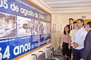 Aécio Neves visita a ABBR - Marcos Fernandes20