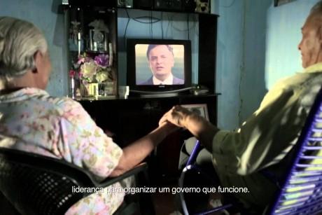 Programa eleitoral do candidato Aécio Neves, pela coligação Muda Brasil