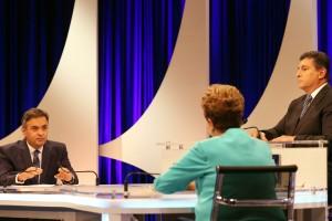 Aécio Neves debate no SBT SP - Marcos Fernandes2