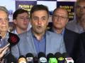Aécio Neves fala sobre Petrobras