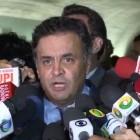 Coletiva Aécio Neves – Avançar nas investigações