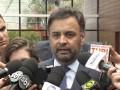 Aécio afirma apoio a Júlio Delgado e Luiz Henrique