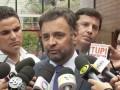 Aécio: oposição busca recriação da CPI da Petrobras