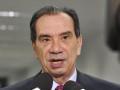 Senador Aloysio Nunes Ferreira (PSDB-SP), concede entrevista