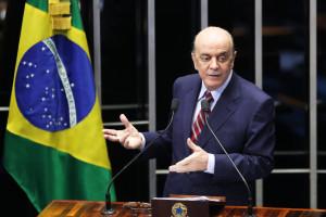 Senador Jose Serra foto Divulgacao