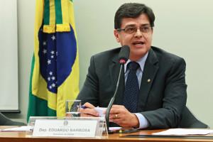 eduardo barbosa foto PSDB na Camara