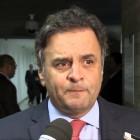 Entrevista do senador Aécio Neves – Prisão do tesoureiro do PT João Vaccari Neto