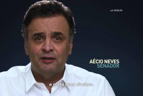 PSDB exibe nova inserção na TV
