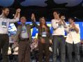 Dep. Mariana Carvalho anuncia o resultado da eleição para presidente nacional do PSDB