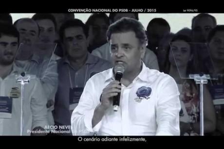 Inserção nacional do PSDB – Aécio Neves – desafios