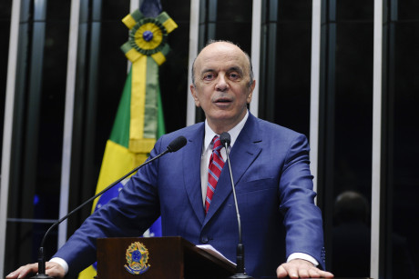jose serra foto Moreira Mariz Agência Senado