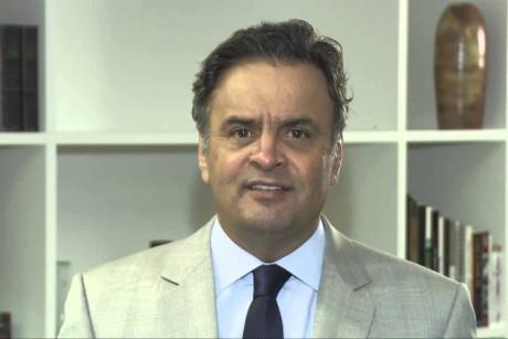 Senador Aécio Neves – Chamada Convenção Nacional do PSDB no dia 05/07/2015