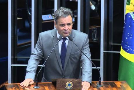 Discurso senador Aécio Neves 19/08/15 – Fim das desonerações