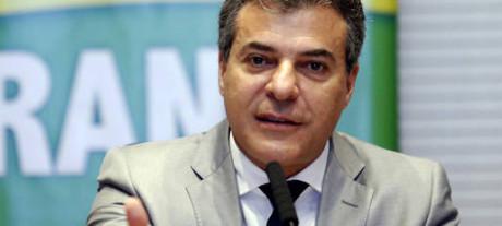 Governador Beto Richa. Foto: Rogério Machado/ANPr