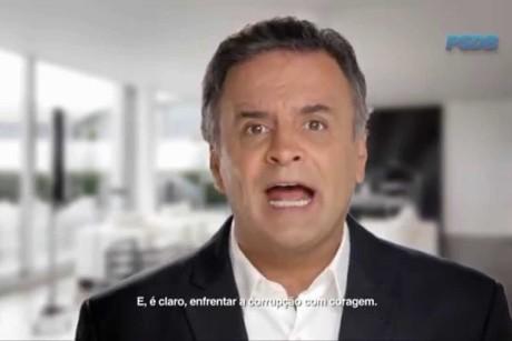 Inserção nacional do PSDB Aécio Neves: O papel do governo