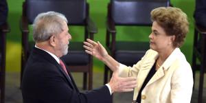 posse Lula Foto EBC