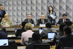 comissao do impeachment antonio anastasia foto Edilson Rodrigues Agência Senado