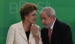 Brasília- DF 17-03-2016 Presidenta Dilma durante posse do ministro Lula e outros ministros.Foto Lula Marques/Agência PT