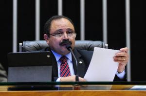 Brasília- DF- Brasil- 09/06/2015- Sessão extraordinária para discussão e votações de diversos projetos. Dep. Waldir Maranhão (PP-MA). Foto: Gustavo Lima/ Câmara dos Deputados