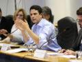 Brasília-DF. 02/06/2016. Foto: Bruno Peres/Min. Cidades. Ministro das Cidades Bruno Araújo durante entrevista coletiva.