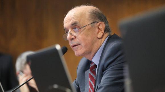 Em entrevista, Serra defende adoção do parlamentarismo a partir de 2023
