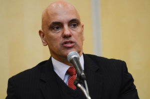 Alexandre Moraes discute combate a violência contra a mulher