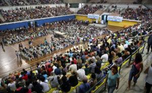 Rio de Janeiro-RJ. 26/06/2016. Foto: Bruno Peres/Min. Cidades. Cerimônia de entrega de unidades residenciais do programa Minha Casa, Minha Vida.