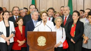 Dilma e ministros FOTO EBC