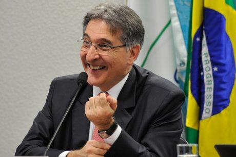 governador de Minas, Fernando Pimentel FOTO EBC