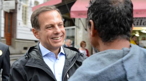 João Doria anuncia medidas de economia no governo