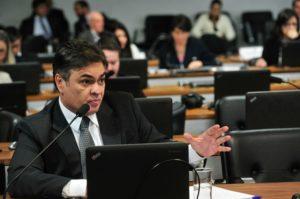 Cássio Cunha Lima FOTO Geraldo Magela:Agência Senado