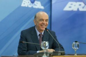 ministro José Serra FOTO Valter Campanato:Agência Brasil